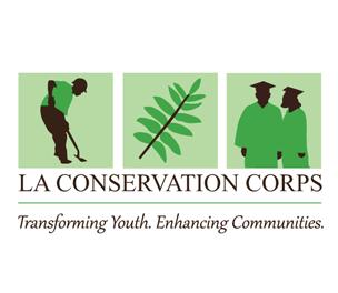 LA Conservation Corps logo