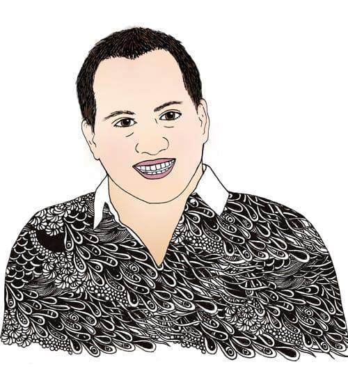 Tylie Team portrait of Lee Goldstein