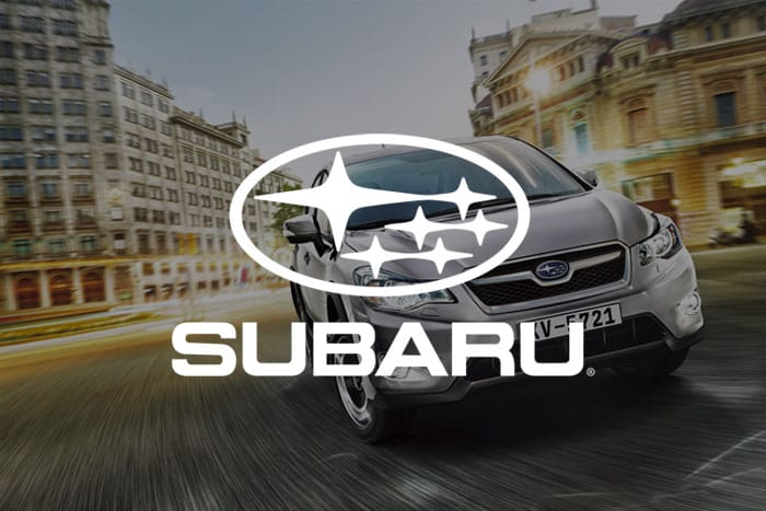 Subaru video ad delivery case study photo