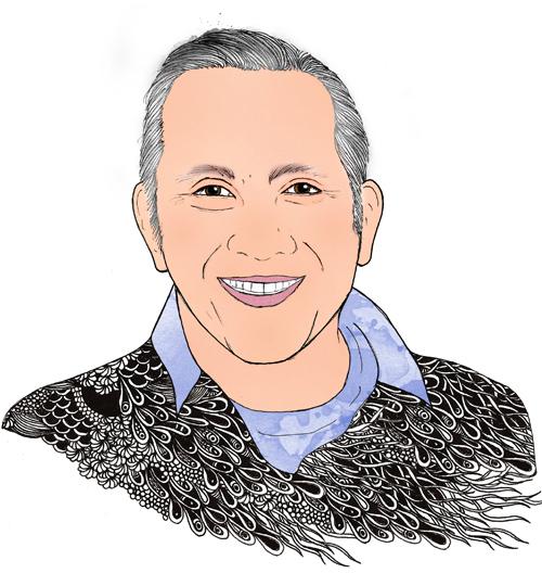 Portrait of Gerry Spinoso