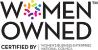 Certified Women Owned Business logo